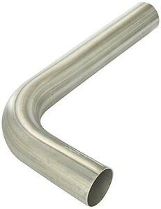 """38.1mm O.D 90 degree Stainless Steel Mandrel Bend VIBRANT 1.5/"""""""