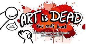 Art-is-Dead-the-asdf-book-Ridgewell-Thomas-New