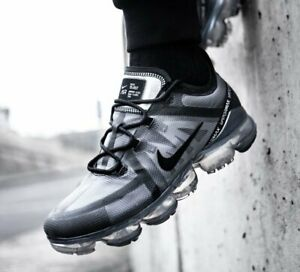 Details about Nike Air Max Vapormax 2019 Black Grey Size 12. AR6631 004