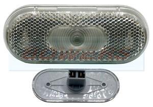 JOKON-PLR2000-WHITE-CLEAR-FRONT-MARKER-LAMP-LIGHT-ELDDIS-CRUSADER-XSCAPE-CARAVAN