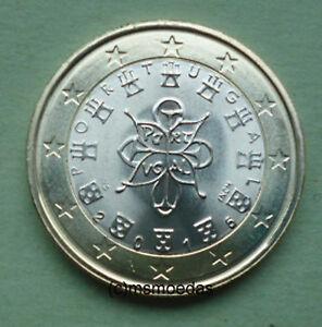 Portugal 1 Euro Münze Coin Euromünze Moedas Bankfrisch Jahr Nach