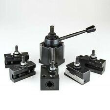 Cxa Wedge Tool Post Set Cnc High Precision Quick Change Lathe Holders 300 Series