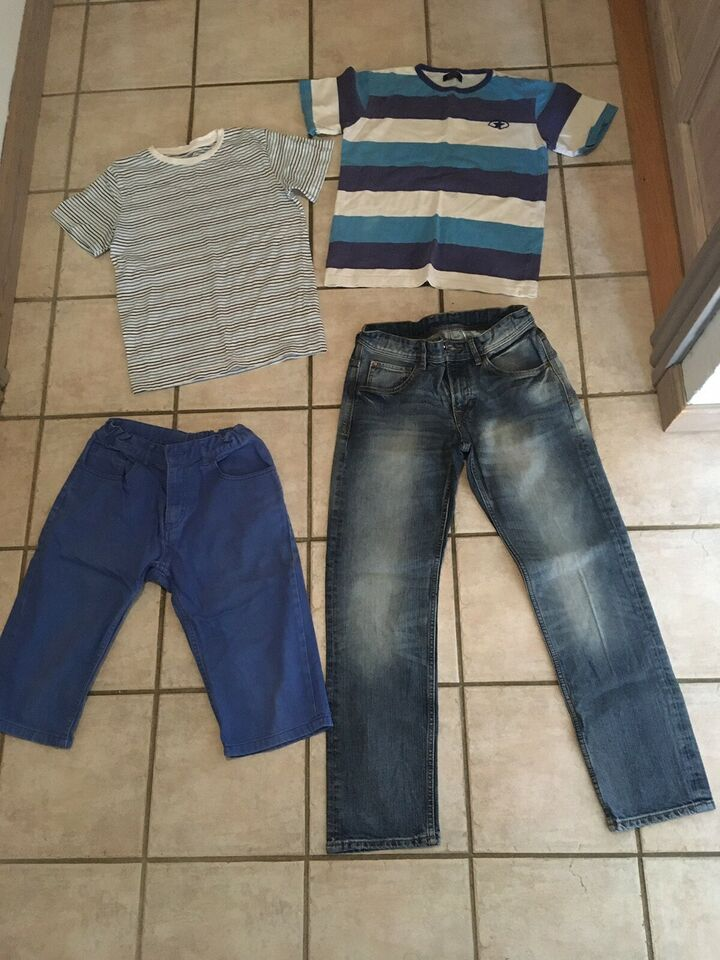 Blandet tøj, Tøj pakke , Fx. Name it