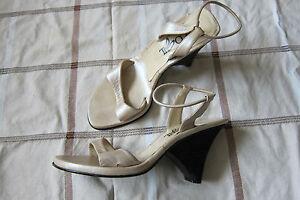 sandales PACO GIL p 37 100% cuir