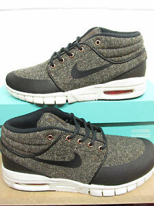 separation shoes 3b716 d93b1 Image is loading nike-SB-stefan-janoski-max-mid-mens-trainers-
