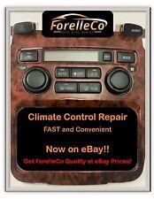 REPAIR SVC 2001-07 Toyota Highlander A/C Heater Climate Control 02 03 04 05 06