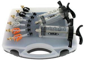ENSEMBLE-VAR-Pour-Purge-freins-a-disques-huile-Minerale-VAR-VIDANGE-BRAKE-P