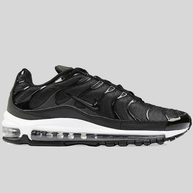 Nike Air Max Plus 97 nero bianco bianco bianco | AH8144-001 944be2