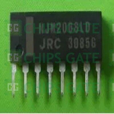 5PCS IC JRC SIP-8 NJM2068L JRC2068L 2068L