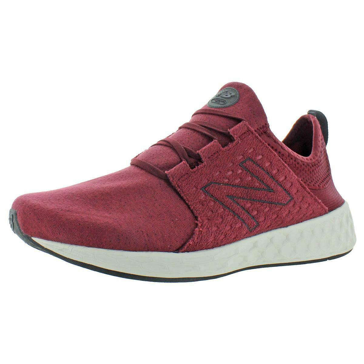 New Balance Mens Cruz Red Running shoes 13 Extra Wide (E+, WW) BHFO 7082
