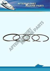 MD17C,D MD2B MD11C MD11D MD3B Piston Ring Set for Volvo Penta MD1B 875498