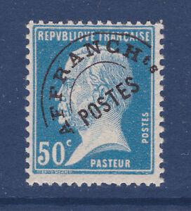 FRANCE-PREOBLITERE-N-68-MNH-sans-charniere-signe-Calves-TB-cote-285-L2