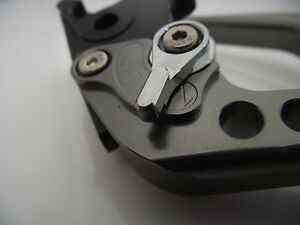 Ducati-748-750SS-99-02-CNC-levers-long-titanium-chrome-adjusters-DB80-DC80