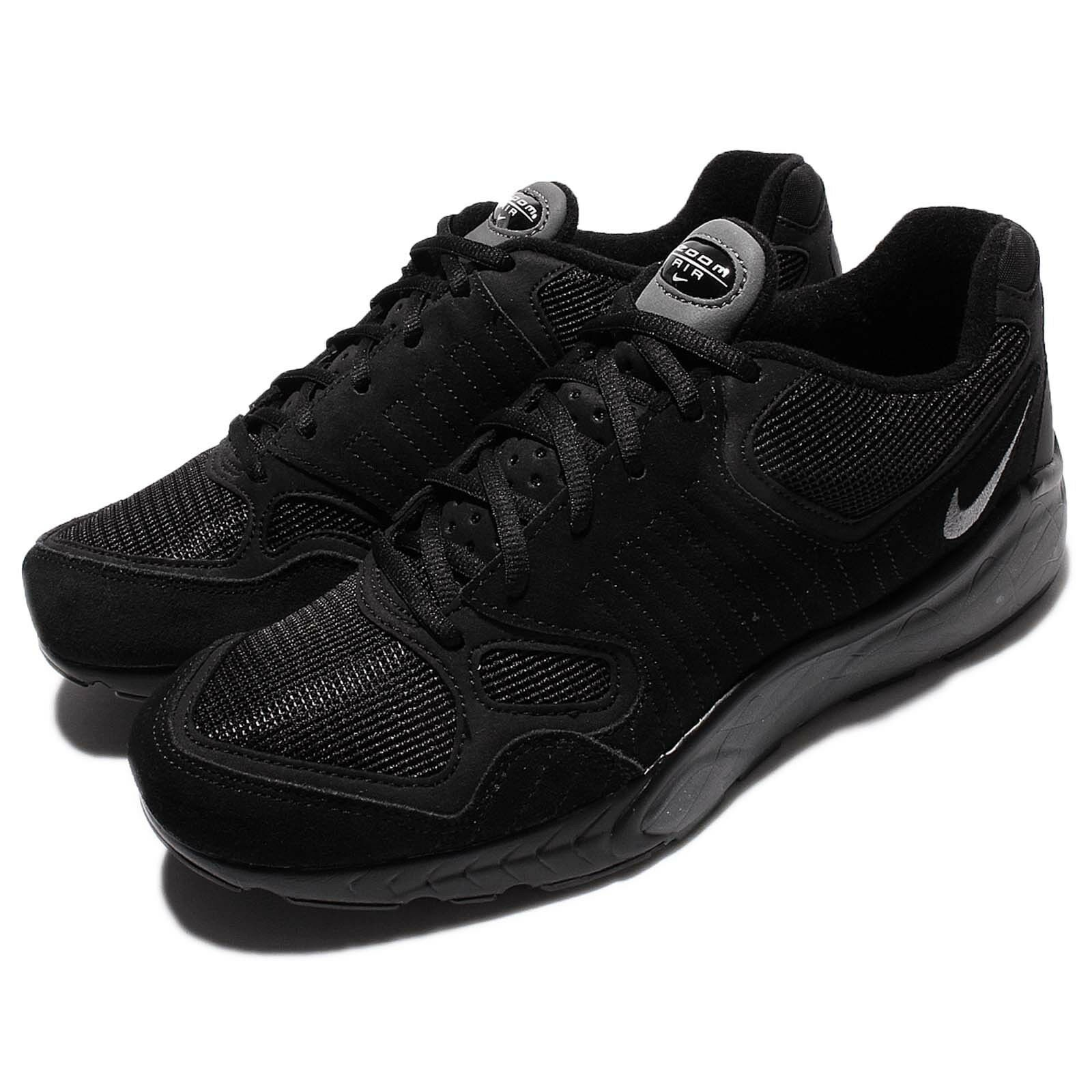 Nike Air Zoom Talaria 16 Black Sneakers Grey Men Running Shoes Sneakers Black 844695-002 ec7310