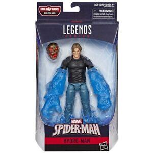 Marvel-Legends-Hydro-Man-Spider-man-Far-From-Home-Figure-Molten-Man-BAF-IN-STOCK