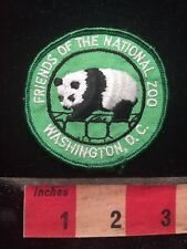 WASHINGTON DC FRIENDS OF THE NATIONAL ZOO Patch - Panda Bear 79A6