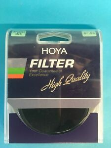 New-Sealed-Hoya-67mm-PITCH-0-75-INFRARED-R72-Filter-made-by-Tokina-Co-Ltd