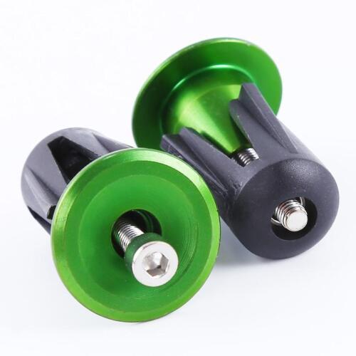 Aluminum Plug Bicycle Portable Convenient Supplies Durable Original Handlebar YD
