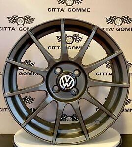 Cerchi-in-lega-Volkswagen-Golf-III-Up-Lupo-Vento-da-15-034-NUOVI-OFFERTA-TOP-SUPER