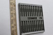 Deltronic Tp25 Plug Gage Sets 0001 Inch
