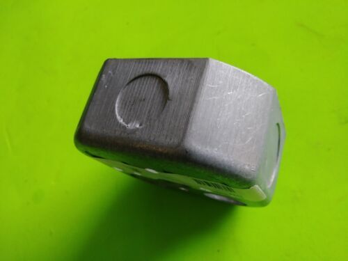NOS 4 x 1.5-In deep 150 Metal Octagon Electrical Box