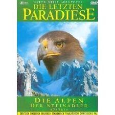 """DIE LETZTEN PARADIESE """"DIE ALPEN"""" DVD NEU"""