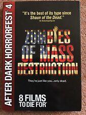 Zombies Of Mass Destruction Horror Region 1 Buy 9 DVDs For £3.50 Postage UK