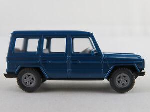 Wiking-266-Mercedes-Benz-230-GE-1982-in-capriblau-1-87-H0-NEU-unbespielt
