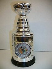 CHICAGO BLACKHAWKS STANLEY CUP REPLICA TROPHY  2015  REPLICA