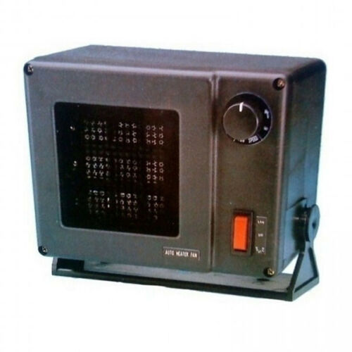 Amber Valley AVFN10//24 Ceramic Fan Heater 24v 300w