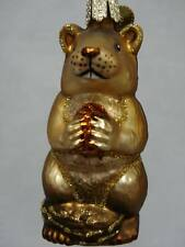 Old World Christmas Chipmunk Ornament 12145  22