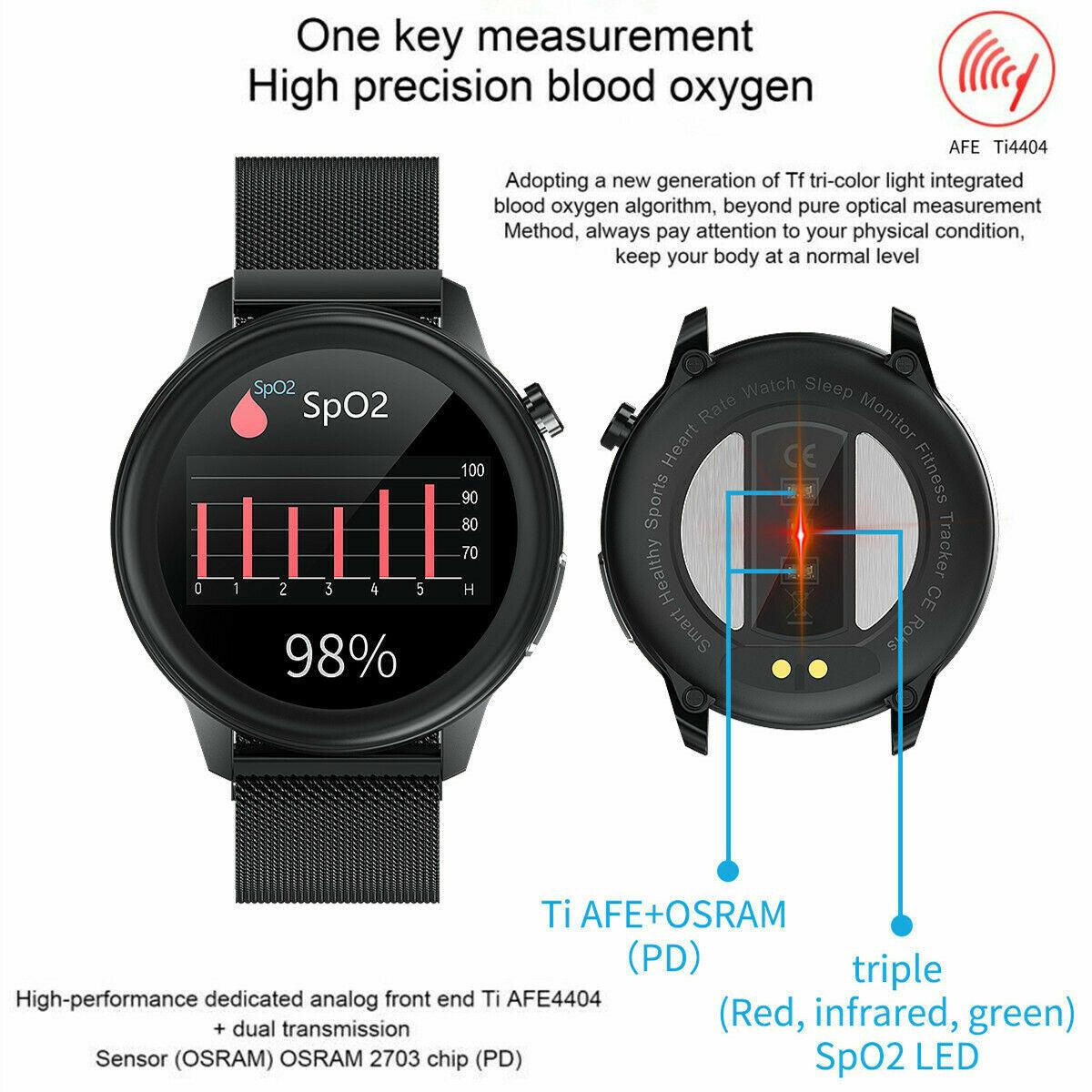 E80 Smart Watch Bracelet Heart Rate Blood Pressure Oxygen Monitor Fitness Track blood bracelet e80 heart monitor oxygen pressure rate smart watch