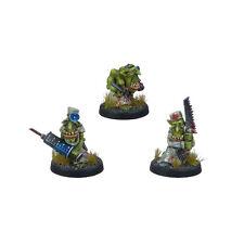 Ork War2 Orc Goblin Nurses Field Chirurgeon Assistenten Kromlech KRM061