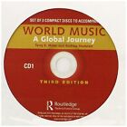 World Music: A Global Journey - Audio CD Only by Terry Miller, Andrew Shahriari (CD-Audio, 2012)