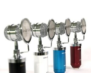 Professional-Wired-Computer-KTV-Small-Bottle-Microphone-Shock-Mount-Studio