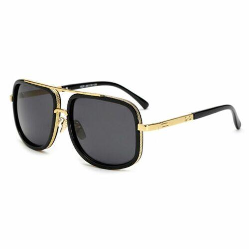 Men Sunglasses Oversized Square Luxury Sunshades Sun Glasses UV400
