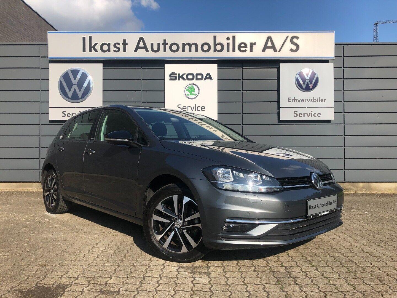 VW Golf VII 1,6 TDi 115 IQ.Drive DSG 5d - 238.900 kr.