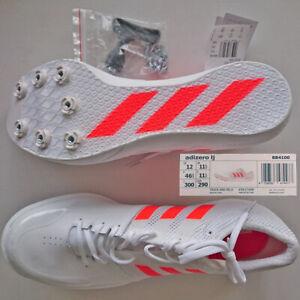 scarpe chiodate salto in lungo adidas