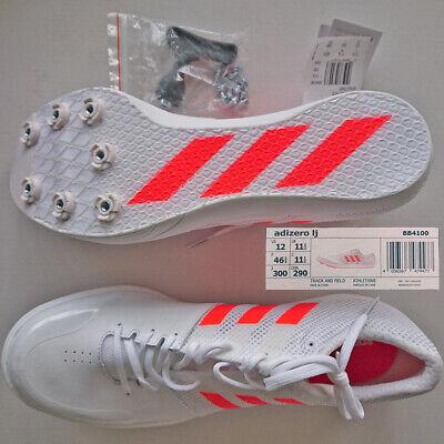 Scarpe chiodate Adidas adizero Rio LJ long jump salto in lungo triplo | eBay