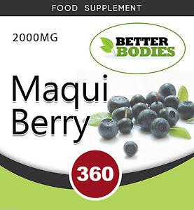 Maqui-Berry-2000MG-360-CONF-estratto-compresse-potente-antiossidante