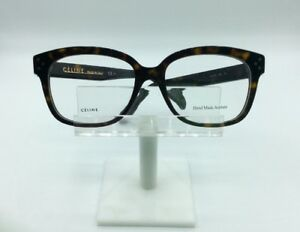 fcd0ef9e81616 BRAND NEW CELINE RX FRAME 41322  Color 0086 Brown Tortoise  53-17 ...