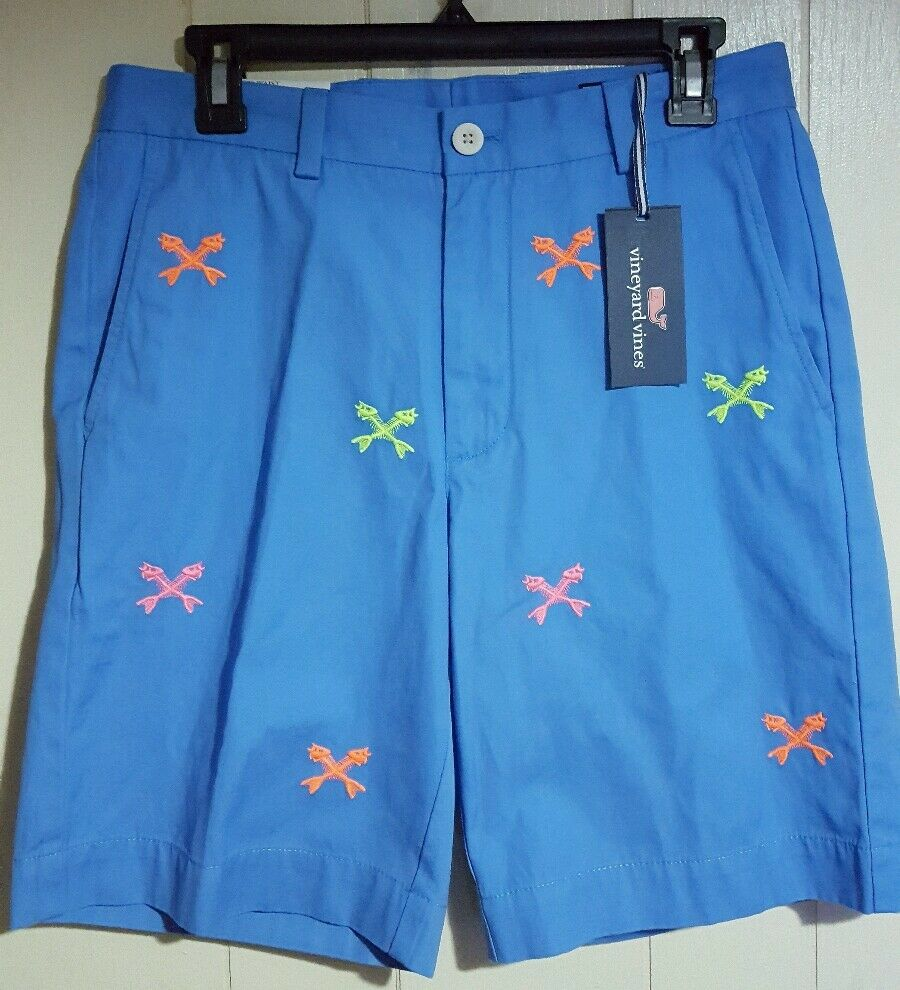 Vineyard Vines Classic Breaker Shorts  34 (New With Tags)