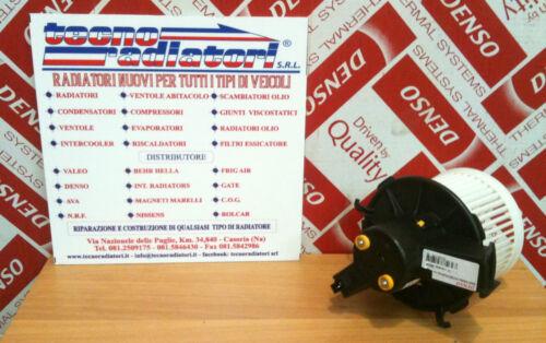 AC Manuale 03-/> Originale 1.3 Diesel Ventola Abitacolo Fiat Panda 1.2 Benzina