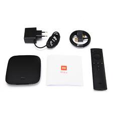 New XIAOMI 4K Mi Box H.265 Android TV6.0 Set-top Box VP9 HDR Video 2/8GB Media