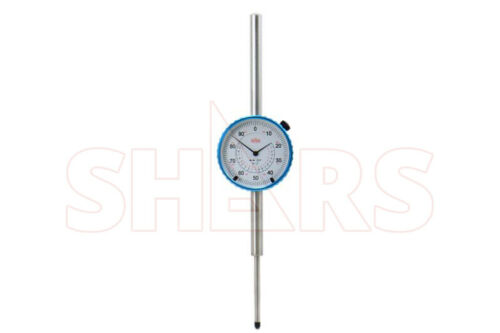 """Shars Mighty Type Universal Magnetic Base W// 2/"""" Dial Indicator New A"""