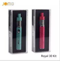 JomoTech 30W Kit Jomo Royal 30W shisha  starter kit colour Black,Rainbow,White