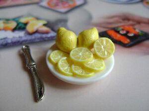 Dolls house cheese Puppenstube Küchen Miniatur maison de poupées' fimo 1:12