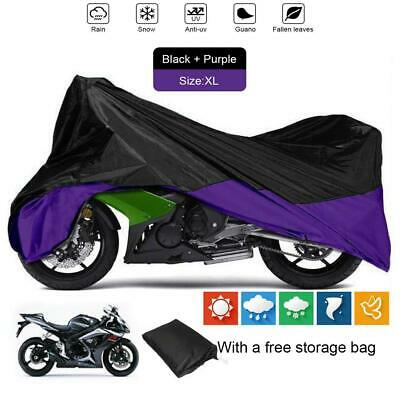 XL Motorcycle Green Cover For Yamaha FZR YZF 600 600R R1 R6 R6S Sport Bike