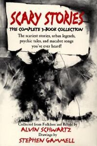 A Trophy Bk Scary Stories Box Set 3 More Tales To