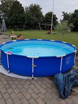 Populære Find Intex Pool i Havemøbler, planter, fliser og tilbehør - Køb YO-34